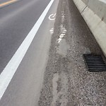 On-Street Cycling Lane - Cleaning at 979 DEERFOOT TR NE