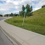 Sign on Street/Lane/Sidewalk-Repair/Replace at 98 ARBOUR LAKE DR NW