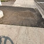 Sidewalk - Walkway Repair at 182 BRIDLERIDGE WY SW