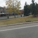 Debris on Street/Sidewalk/Boulevard at 15104 MCKENZIE LAKE BV SE