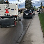 Street Cleaning at 9712 7 ST SE