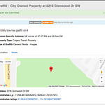 Report Concern Not Listed at 2640 37 St SW