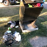 Garbage in a park at 2495 ERLTON ST SW