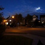 Streetlight - Not Working Properly at 8549 WENTWORTH DR SW