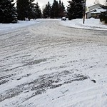 Snow on a Road at 703 LAKE PLACID DR SE