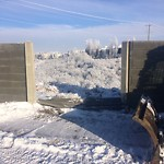 Fence - Noise Barrier - Retaining Wall Repair at 9792 SARCEE TR NW