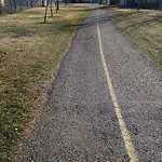 Shared Pedestrian and Cycling Path at 102 CITADEL CREST CI NW
