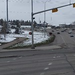 Traffic or Pedestrian Light Repair at 5390 BOW TR SW