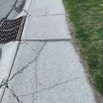 Sidewalk - Walkway Repair at 701 EVERMEADOW RD SW