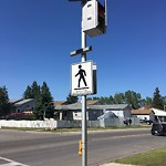 Traffic or Pedestrian Light Repair at 2805 Radcliffe Dr SE