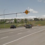 Traffic or Pedestrian Light Repair at 2884 Country Hills Bv NW