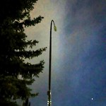 Streetlight - Burnt out or Flickering at 103 Strickland Ba SW