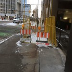Sidewalk, Walkway - Repair at 510 5 St SW