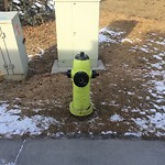 Fire Hydrant Concerns at 508 Harvest Lake Dr NE