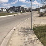 Sidewalk, Walkway - Repair at 279 Evanston Vw NW