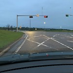 Traffic or Pedestrian Light Repair at 622 Deerfoot Tr SE