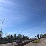 Streetlight - Burnt out or Flickering at 2867 Crowchild Tr SW