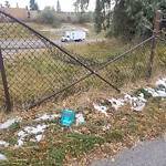 Fence, Noise Barrier, Retaining Wall on City Property - Repair at 1882 16 Av NE
