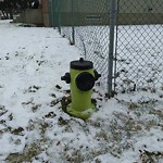 Fire Hydrant Concerns at 6803 5 St SW