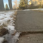 Sidewalk, Walkway - Repair at 3307 Cedarille Dr SW