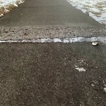 Sidewalk, Walkway - Repair at 3311 Cedarille Dr SW